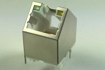 J045-S-8P8C-TH-LED